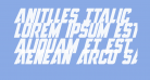 Anitlles Italic