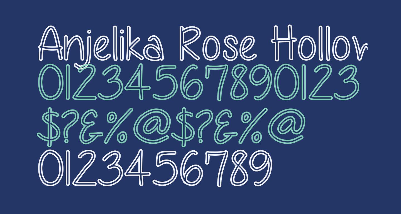 Anjelika Rose Hollow