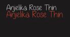 Anjelika Rose Thin