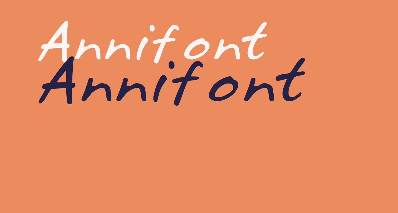 Annifont