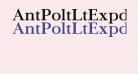 AntPoltLtExpd-Bold