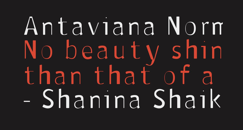 Antaviana Normal