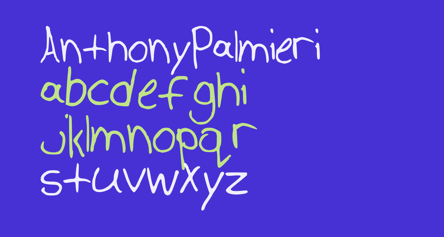 AnthonyPalmieri