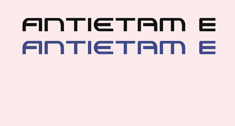 Antietam Extra-Condensed