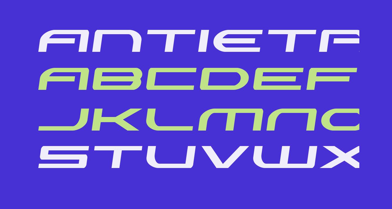 Antietam Semi-Italic