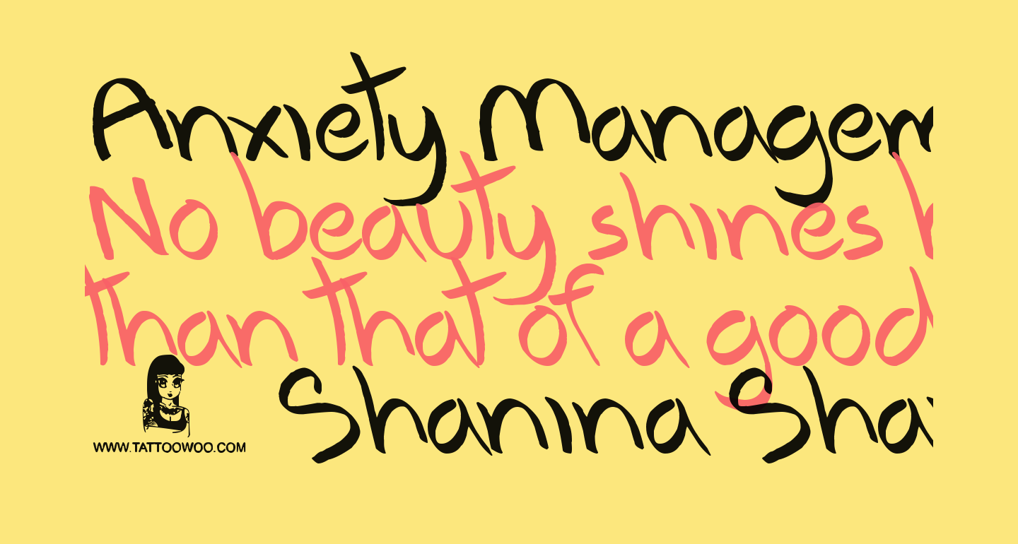 Anxiety Management