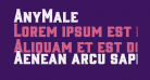 AnyMale
