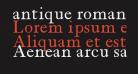 antique roman