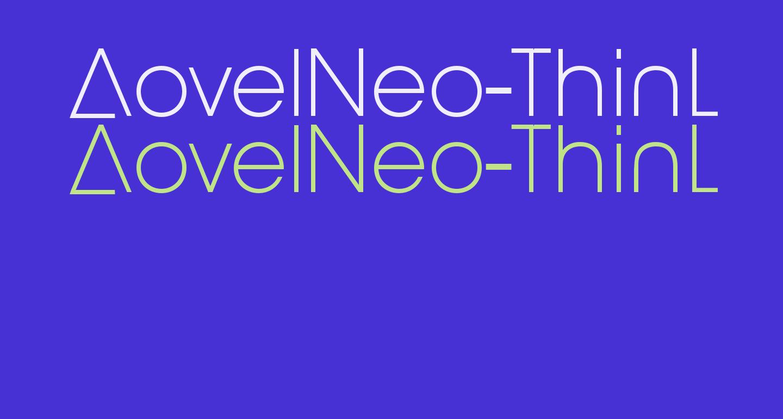 AovelNeo-ThinLiga