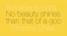 AovelSans-Light