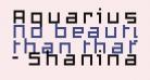 AquariusRegular