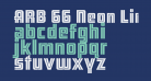 ARB 66 Neon Line JUN-37