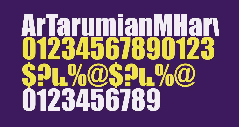 ArTarumianMHarvats