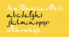 ArabDancesMediumItalic