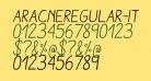 AracneRegular-Italic