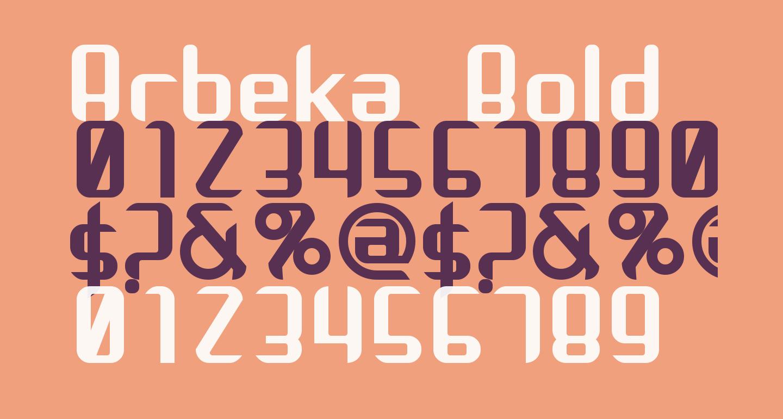Arbeka  Bold