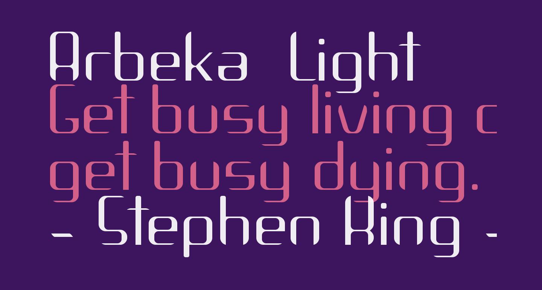 Arbeka  Light