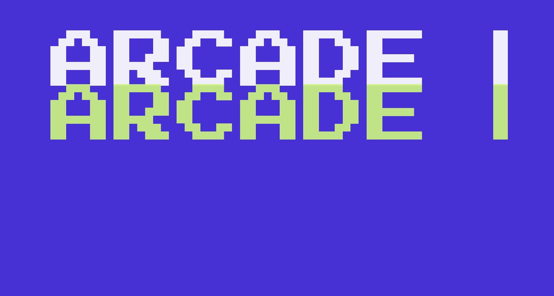 Arcade Normal