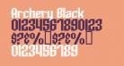 Archery Black