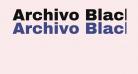 Archivo Black Regular