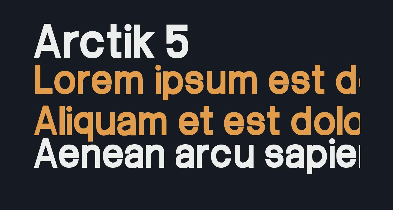 Arctik 5