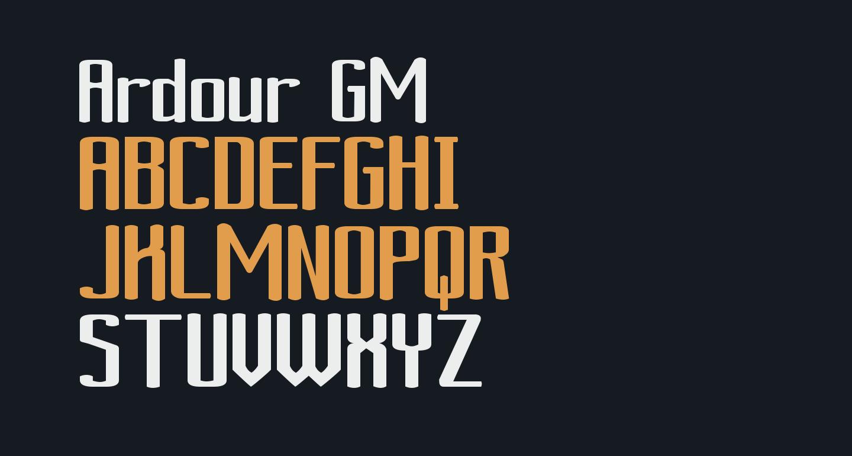 Ardour GM