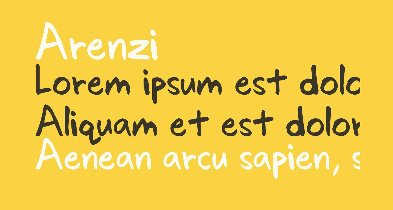 Arenzi