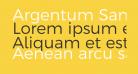 Argentum Sans Light