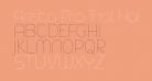 Arista Pro Trial Hairline
