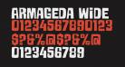 Armageda Wide