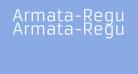 Armata-Regular