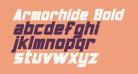 Armorhide Bold Italic