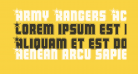 Army Rangers Academy Regular