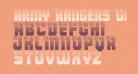 Army Rangers Gradient Regular