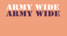 Army Wide
