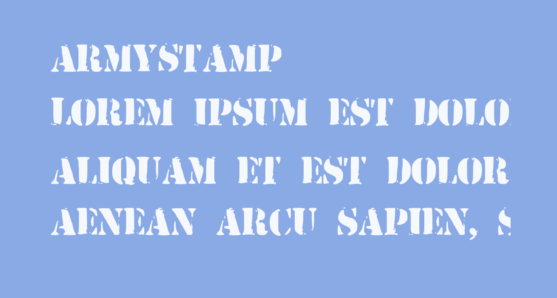 ArmyStamp