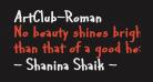 ArtClub-Roman