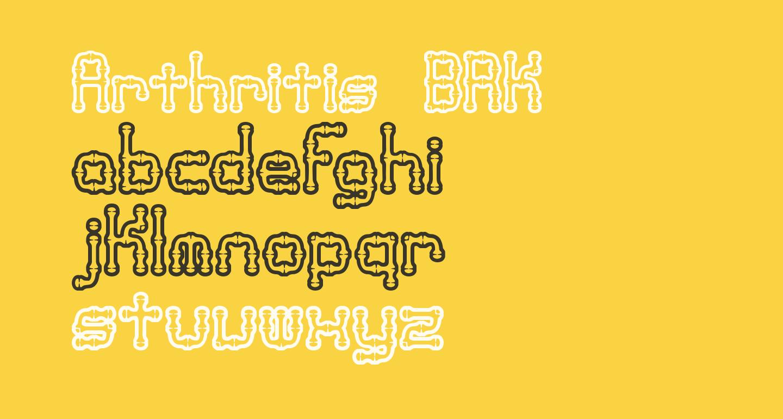 Arthritis BRK