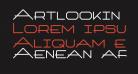 Artlookin Bold
