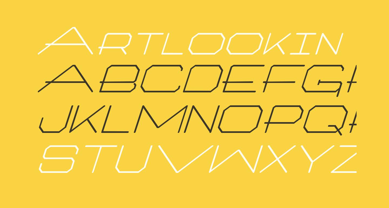 Artlookin Italic