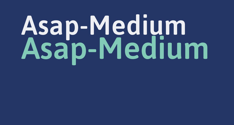 Asap-Medium