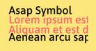 Asap Symbol