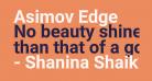 Asimov Edge