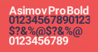 Asimov Pro Bold