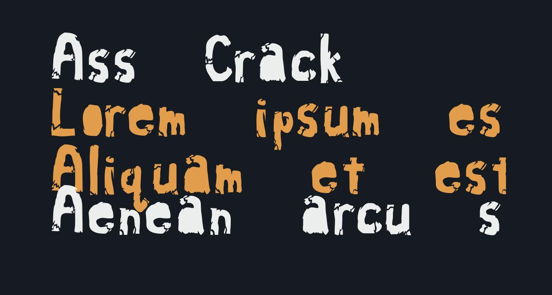 Ass Crack