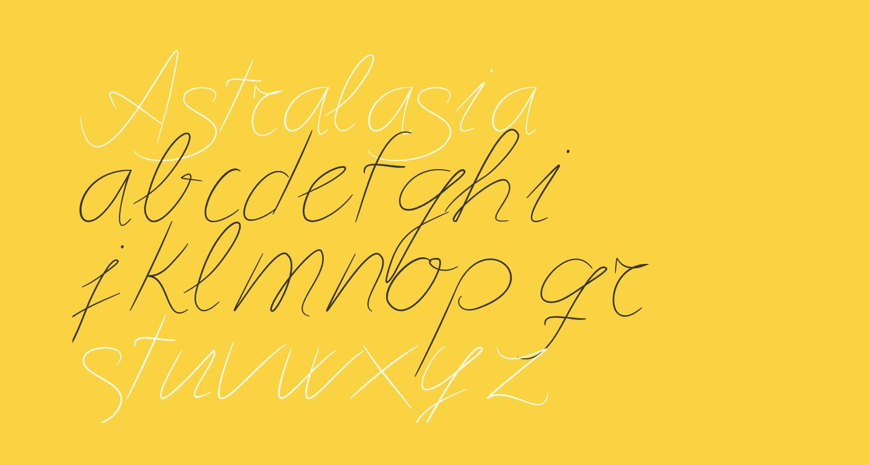 Astralasia