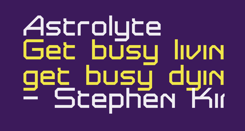 Astrolyte