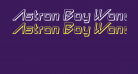 Astron Boy Wonder