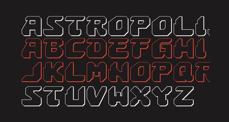 Astropolis 3D