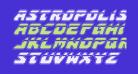 Astropolis Laser Academy Italic